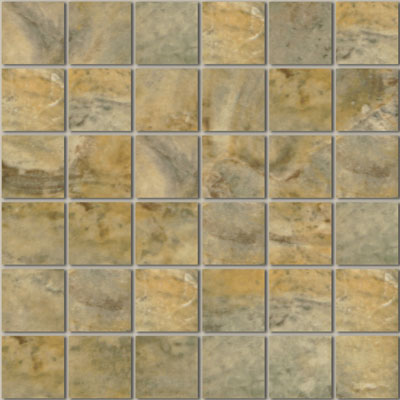 Tesoro Painted Desert Mosaic (Discontinued) Verde CEPDVEMO