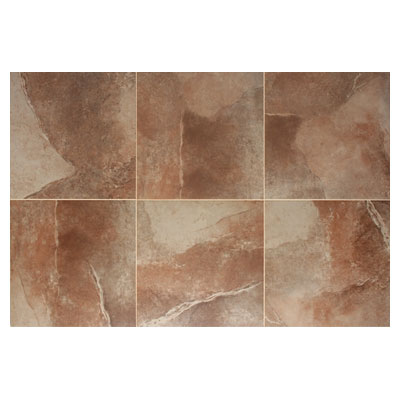 Tesoro River Rock 20 x 20 Asian Red VMRRRE20