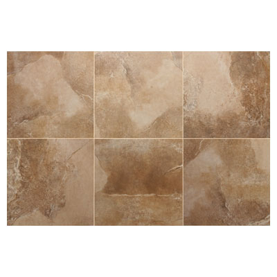 Tesoro River Rock 20 x 20 Sedona Walnut VMRRWA20