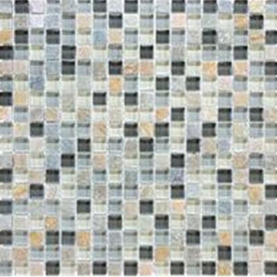 Tesoro Stone & Glass - Mini Mosaics #21 ANAANSQSA21MM