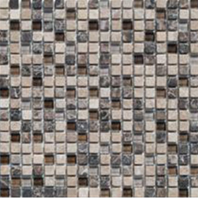 Tesoro Stone & Glass - Mini Mosaics #3 DRISALU58MD