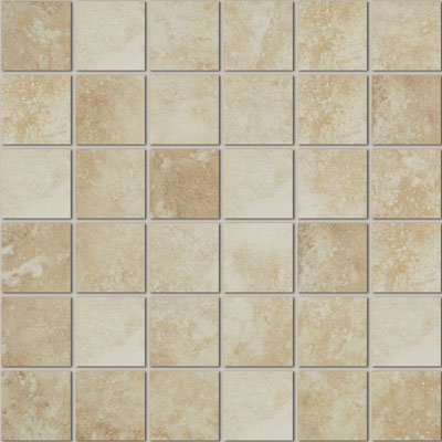 Tesoro Travertine Mosaic Ocre ELTROCMO