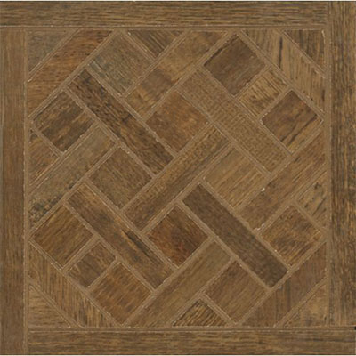 Cerdomus Barrique Mosaic Carre Brun Oak Brown