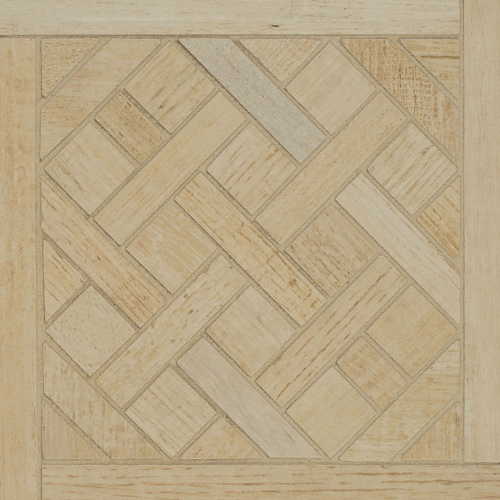 Cerdomus Barrique Mosaic Carre Ecru Maple Beige