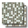 City Glass Mosaic 1 x 1