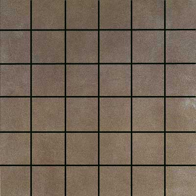 Tilecrest Contemporary Mosaic Gray Mosaic TCRCON22G12