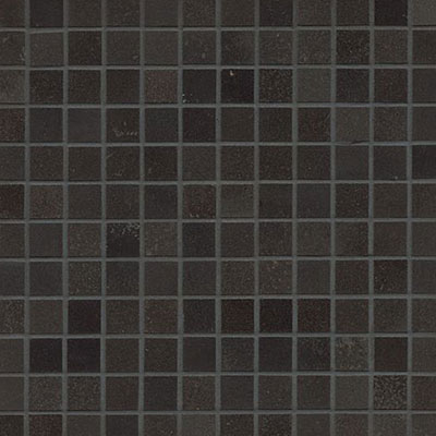 Tilecrest Granite Stone Mosaics Absolute Black 1 X 1