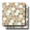 Kismet Mosaic Hexagon
