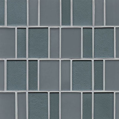 how to set subway tile in brick pattern