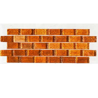 Tilecrest Transparent Series Mosaic Tan TCRMGM83
