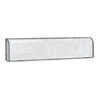 Laufen Basilica 12 x 12 Unpolished (Drop) Bullnose Unpolished S44C9UP 4 x 12