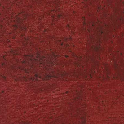 Duro Design Baltico Cork Tiles 12 x 12 Burgundy