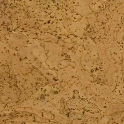 Duro Design Barriga Cork Tiles 12 x 12 Pastis