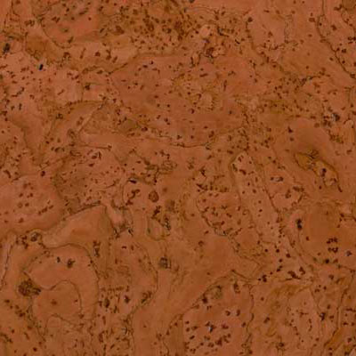Duro Design Barriga Cork Tiles 12 x 12 Red Terracotta