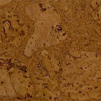 Duro Design Cleopatra Cork Tiles 12 x 12 Leather Brown