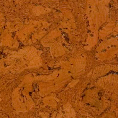 Duro Design Cleopatra Cork Tiles 12 x 12 Orange