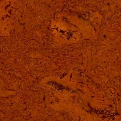 Duro Design Cleopatra Cork Tiles 12 x 24 Red Maple