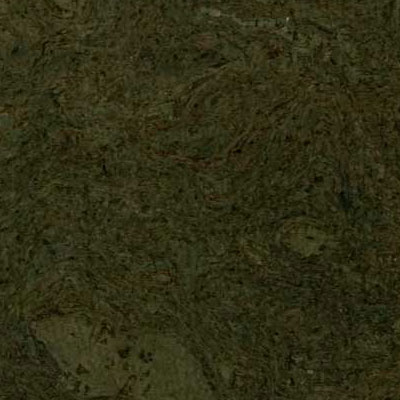 Duro Design Cleopatra Cork Tiles 12 x 24 Steel Green