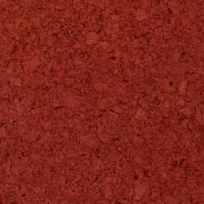 Duro Design Marmol Cork Tiles 12 x 12 Algerian Red