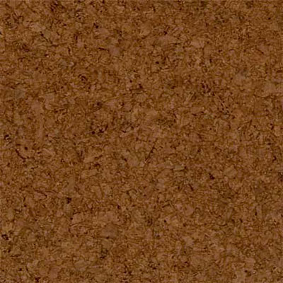 Duro Design Marmol Floating Cork Plank 12 X 36 Leather Brown