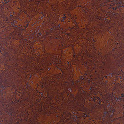 Globus Cork Glue Down Tiles Nugget Texture 12 x 12 Cherry