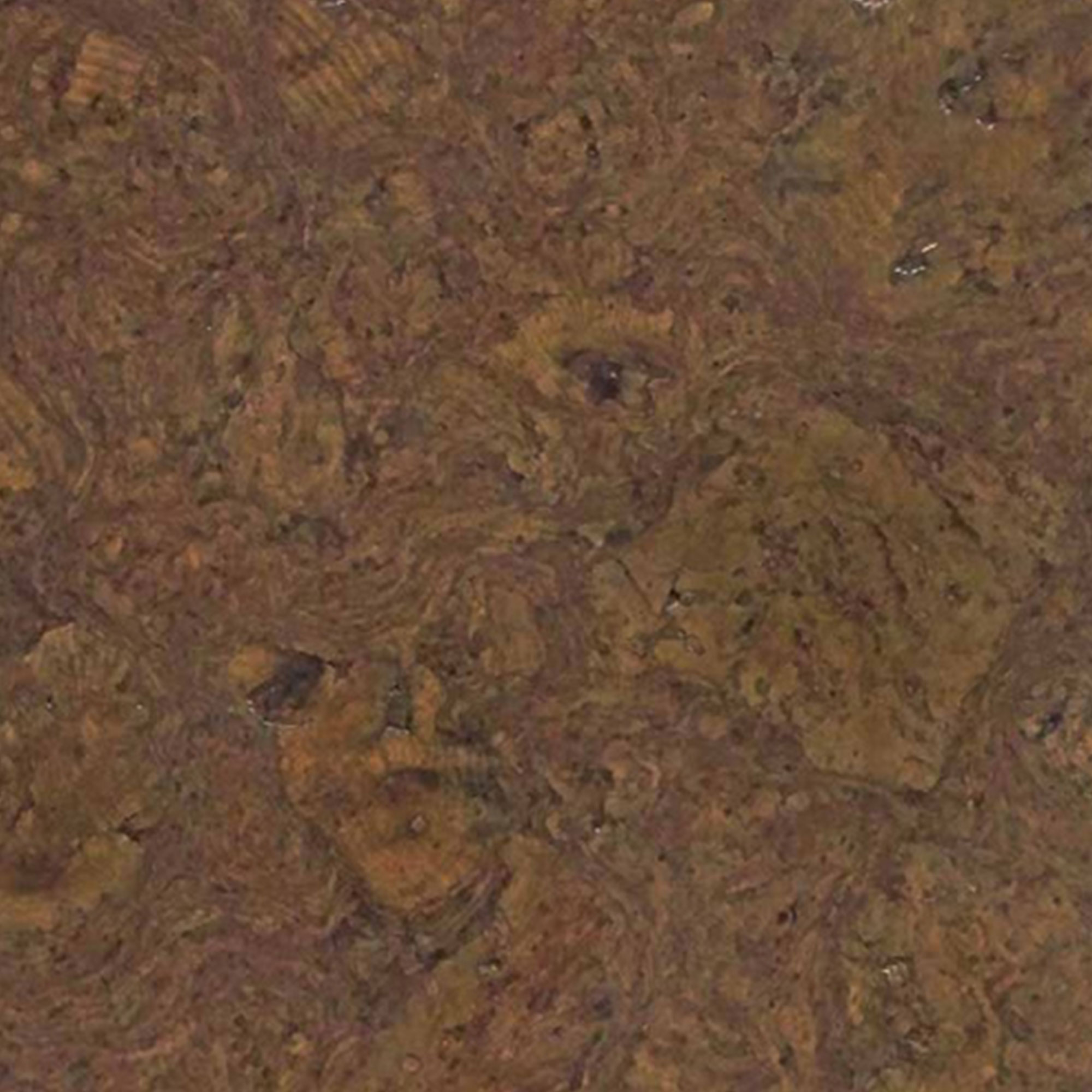 Globus Cork Glue Down Tiles Nugget Texture 12 x 12 Maple