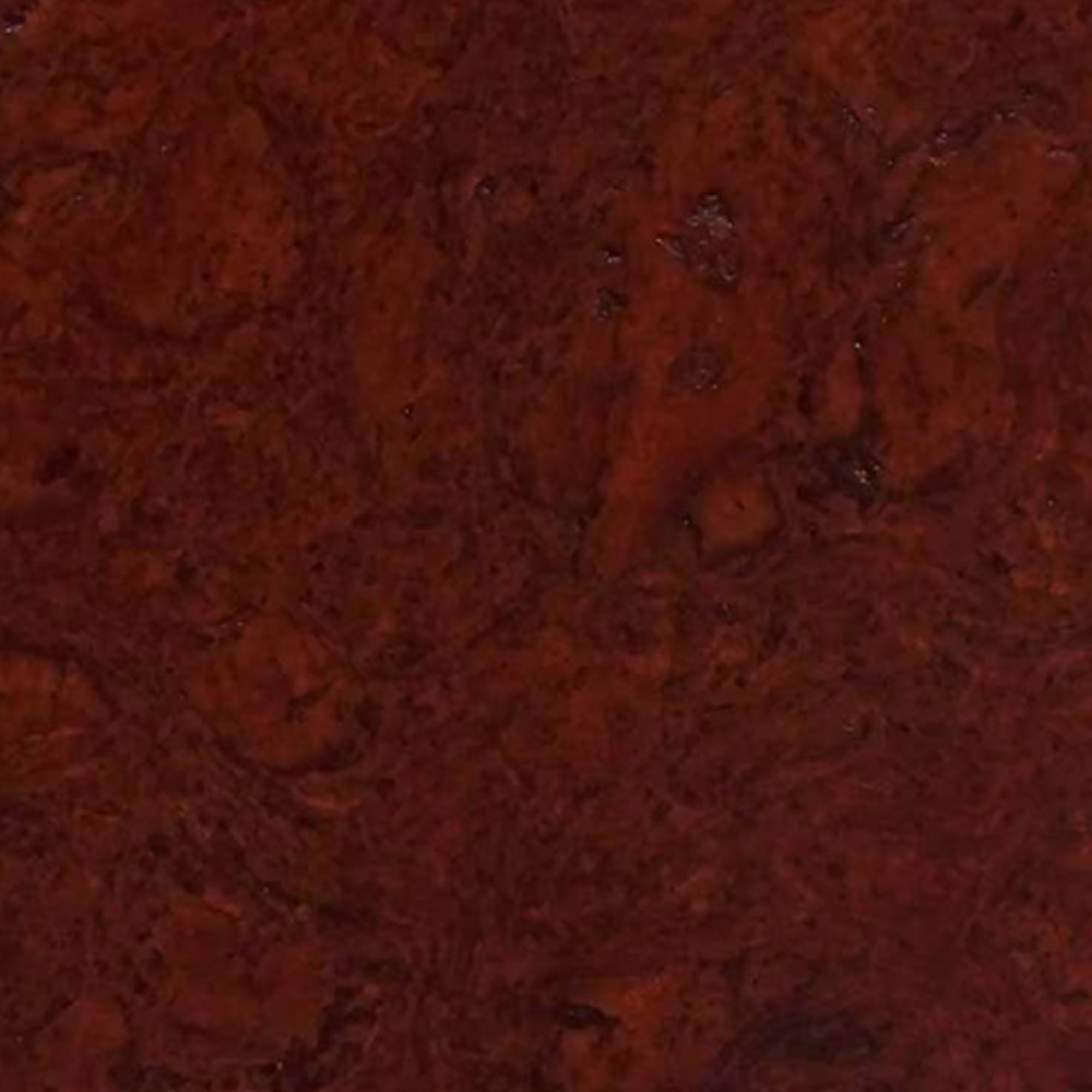 Globus Cork Glue Down Tiles Nugget Texture 12 x 12 RedMahogany