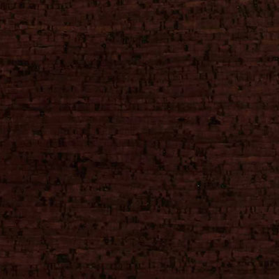 Globus Cork Glue Down Tiles Striata Texture 6 x 6 Brown Mahogany