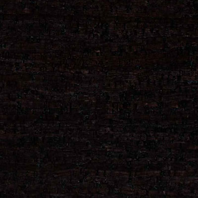 Globus Cork Glue Down Tiles Striata Texture 6 x 6 Ebony
