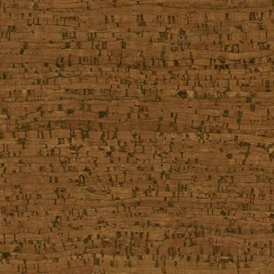 Globus Cork Glue Down Tiles Striata Texture 6 x 6 Golden Oak