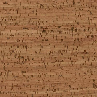 Globus Cork Glue Down Tiles Striata Texture 6 x 6 Nature