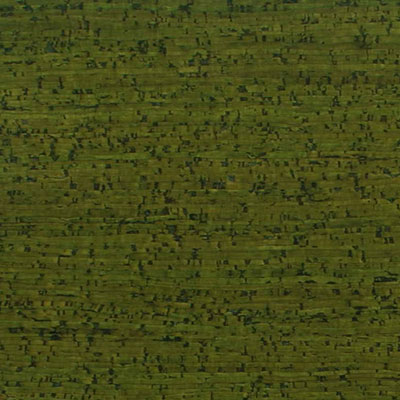 Globus Cork Glue Down Tiles Striata Texture 9 x 24 Spring Green