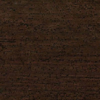 Globus Cork Glue Down Tiles Striata Texture 6 x 6 Walnut