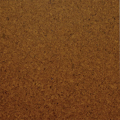 WE Cork Classic Collection Tiles Medium Shade Unfinished WECCCMU