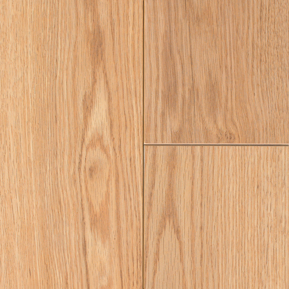 Mannington revolutions plank ontairo oak natural for Rubber laminate flooring