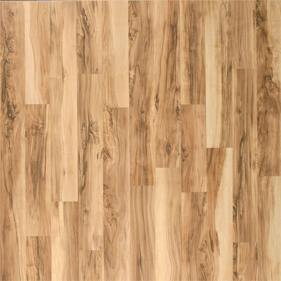 Quick-Step 800 Series Classic Collection 8mm Flaxen Spalted Maple 2-Strip Planks U1417