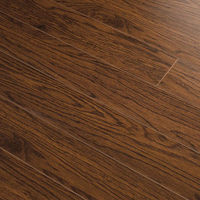 Tarkett trends 5 x 47 soft hand scrape dark for Soft laminate flooring