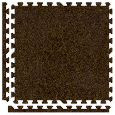 Alessco, Inc. Soft Carpets Brown Inside SC: BN SC IE