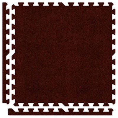 Alessco, Inc. Soft Carpets Burgundy Inside SC: BY SC IE