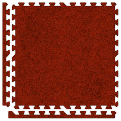 Alessco, Inc. Soft Carpets Red Inside SC: RD SC IE