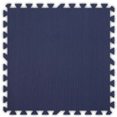 Alessco, Inc. Soft Floors Navy Blue Inside SF:NB SF IE