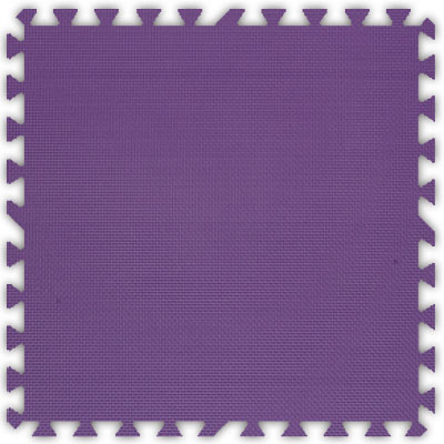 Alessco, Inc. Soft Floors Purple Inside SF:PE SF IE