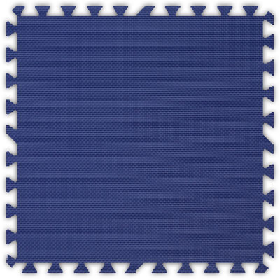 Alessco, Inc. Soft Floors Royal Blue Inside SF:RB SF IE