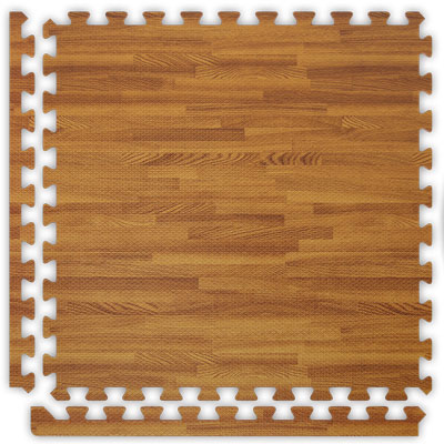Alessco, Inc. Soft Woods with Corner/Border Dark Oak Inside SW:DO SW IE