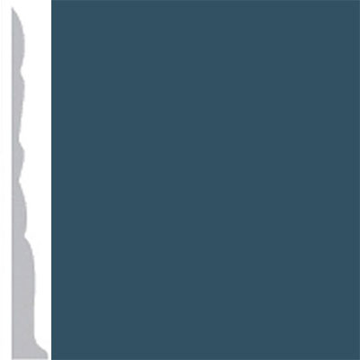 Burke Profiles Designer Rubber Wall Base Type Tp Colonial