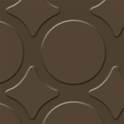 Flexco FlexTones Radial III Chocolate