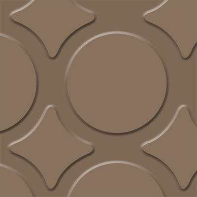 Flexco FlexTones Radial III Milk Chocolate