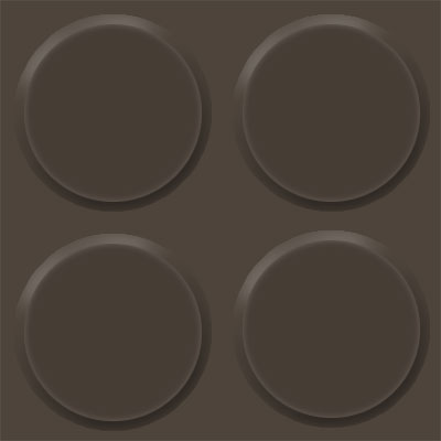 Flexco FlexTones Radial II Black Brown