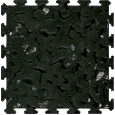 Flexco Tuflex Force Interlocking Edge Black Dahlia w Medium Gray Fjord