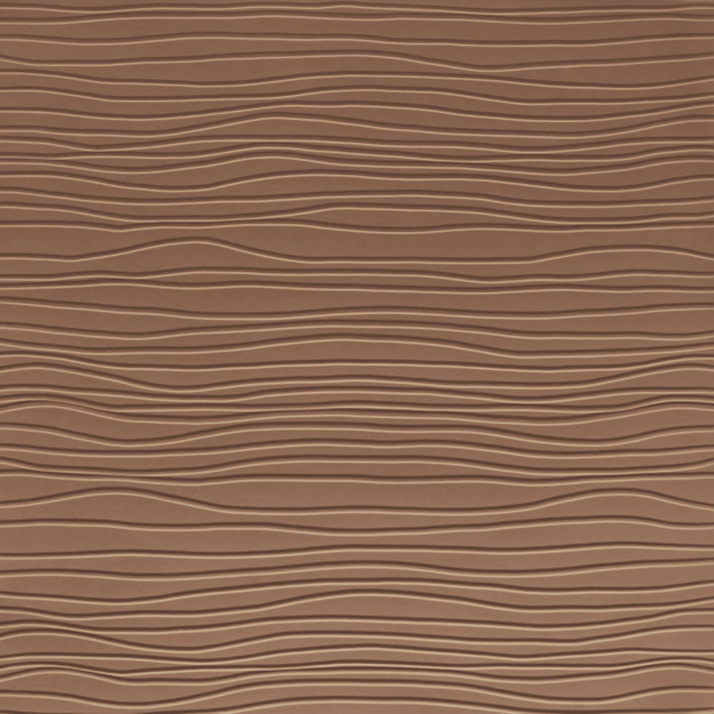 Johnsonite Solid Colors Bamboo Surface 24 x 24 .125 Adobe Peach